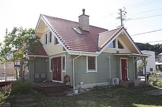周智郡森町H様邸外観イメージ1